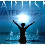 Водное крещение, сестра Наталья