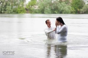 водное крещение сестры