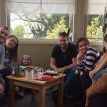 """Миссионеры """"Молодежь с миссией"""" посетили церковь в мае"""
