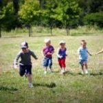 Детская спортивно-развлекательный праздник «Морской бой»
