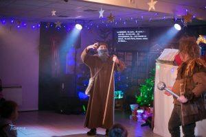 украсть рождество - спектакль