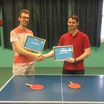 Пятый благотворительный турнир по настольному теннису - состоялся!